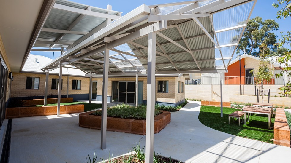 Joondalup Step Up Step Down facility 2016