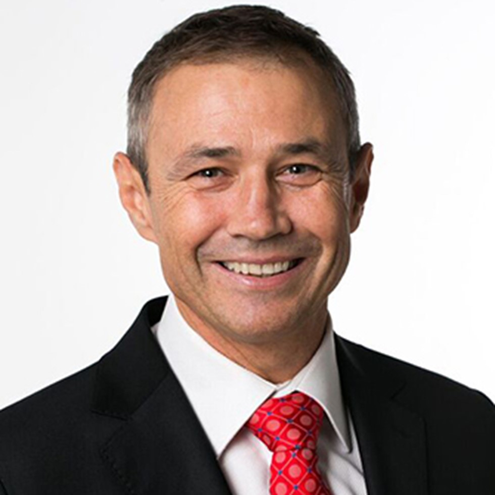 Photo of Deputy Premier and Minister for Mental Health Roger Cook MLA