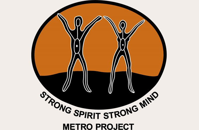 Strong Spirit Strong Mind Metro Project Logo